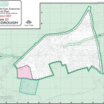 Farmborough Housing Development Boundary map
