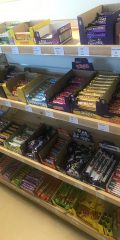 Confectionery and chocolate