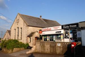 Farmborough Stores and Chapel